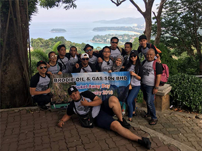 Company Trip To Phuket 2018